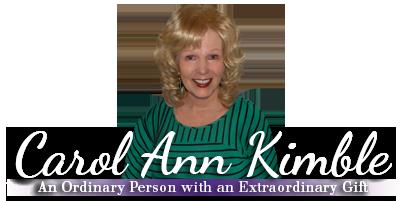 Carol Ann Kimble